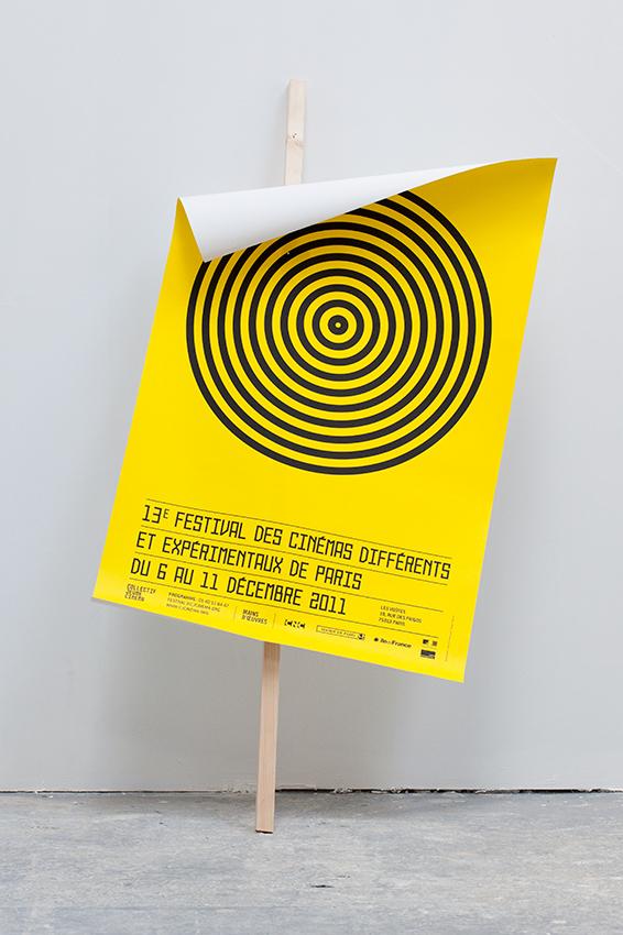 13e Festival des Cinémas Différents et Expérimentaux de Paris