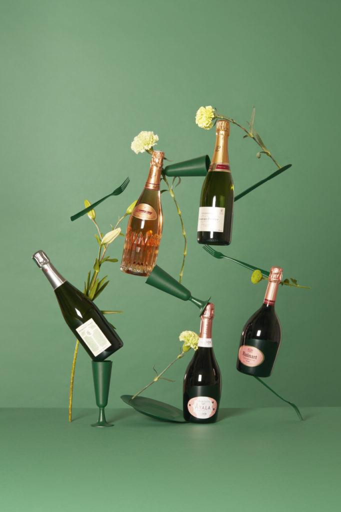 L'Express Styles – Champagnes
