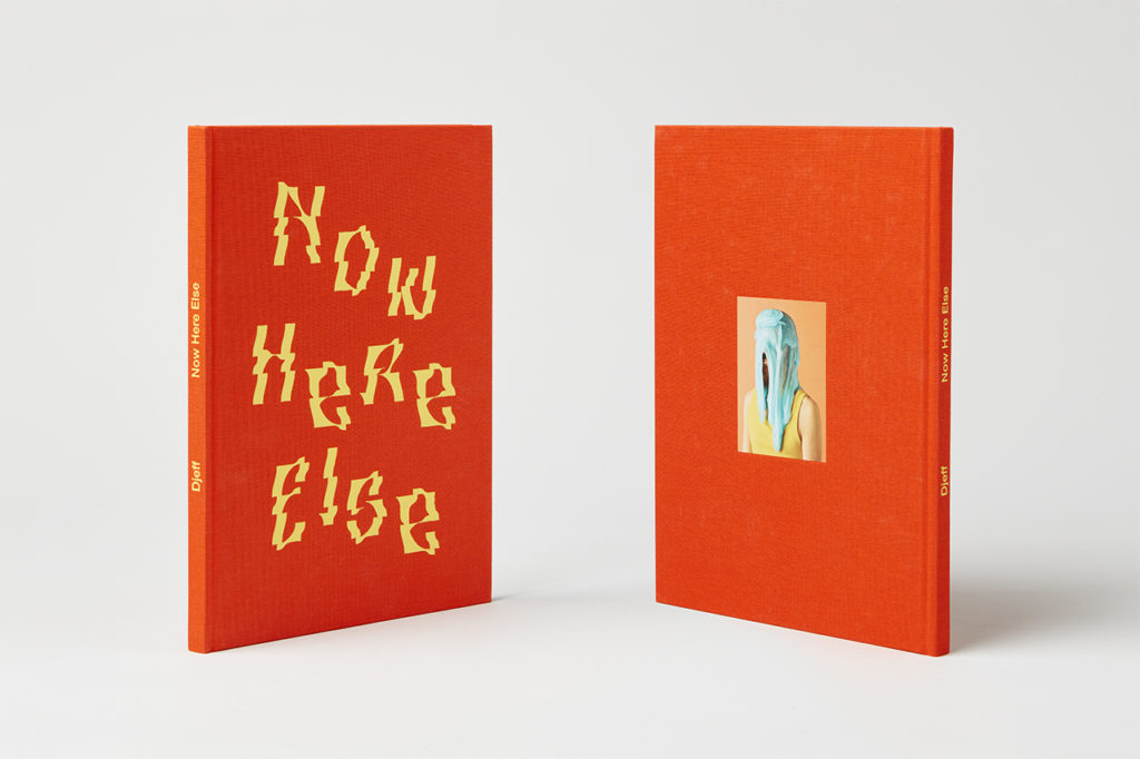 Now Here Else – Book