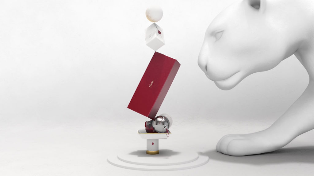 Cartier – Art de Vivre Christmas Campaign