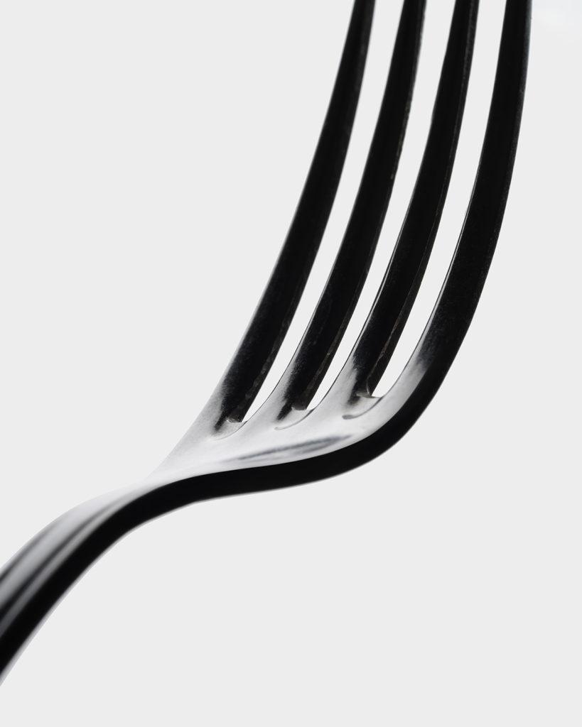 Forks B&W