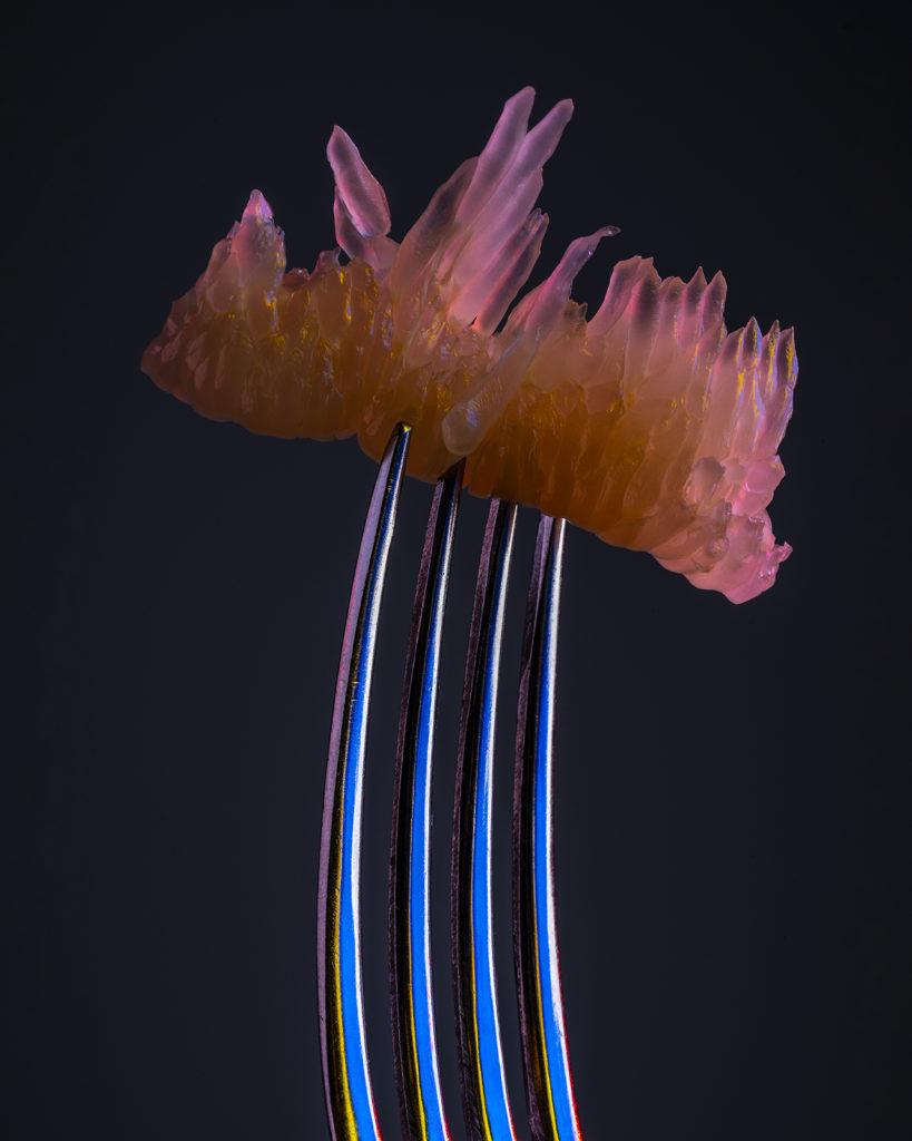 Neon Forks