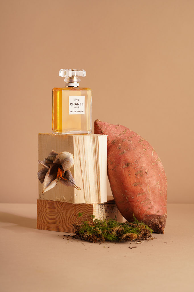 Fragrances and plants